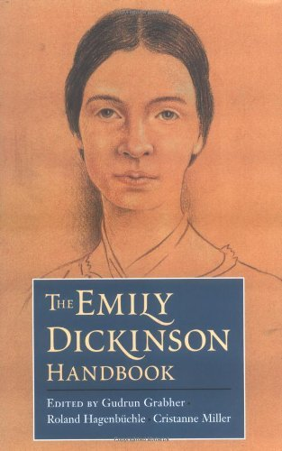 Dickinson Emily Handbook - By Gudrun Grabher - Emily Dickinson Handbook: 1st (first) Edition