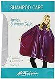 Betty Dain Jumbo Shampoo Cape, Silver