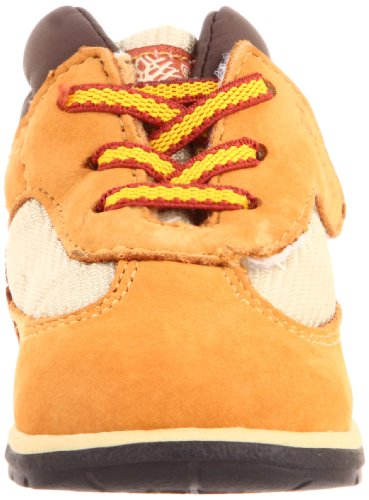 Pictures of Timberland Field Crib Bootie (Infant) Brown 5