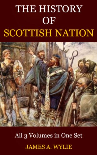 History Of The Scottish Nation or The History of The for sale  Delivered anywhere in USA