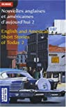 Nouvelles anglaises et américaines : English and American Short Stories of Today : Volume 2 par Yvinec