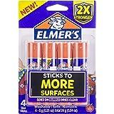 Elmer's Extra Strength School Glue Sticks, Washable, 6 Gram, 4 Count