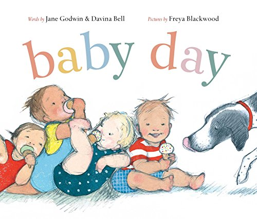 Book Cover: Baby Day