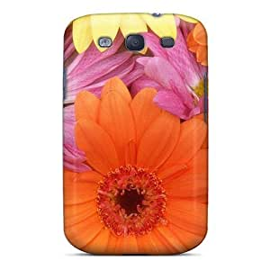 Premium A Garden Of Daisies Heavy-duty Protection Case For Galaxy S3