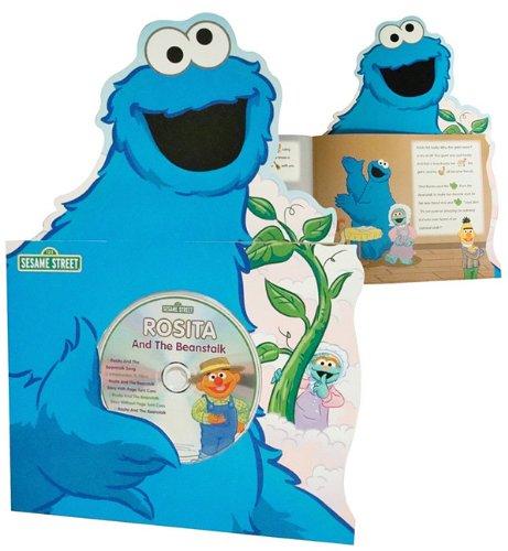 Sesame Street Rosita And The Beanstalk Sesame Street Lap Books Twin Sisters 9781599225258 Amazon Com Books
