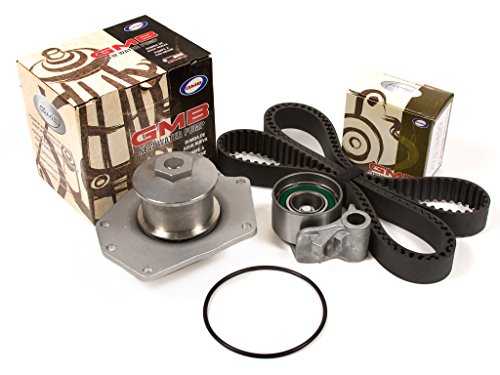 - Evergreen TBK295WP 98-04 Chrysler Plymouth Dodge 3.2L 3.5L VIN J, G, K Timing Belt Kit GMB Water Pump