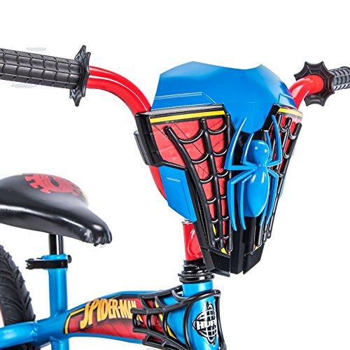 - Huffy Boys 16 inch Marvel Spider-Man Titan Hero Bike