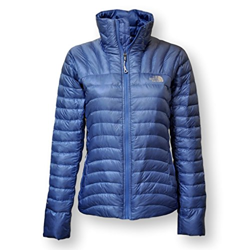 The North Face Women's Thunder Micro 800 down Jacket, Vintage Blue, Large