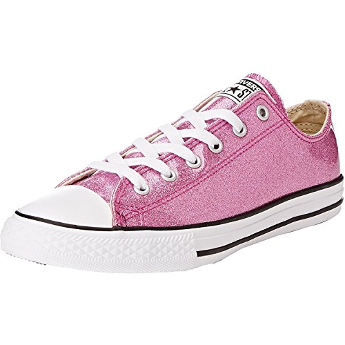 Converse Ctas OX, Zapatillas Unisex Niños Bright Violet