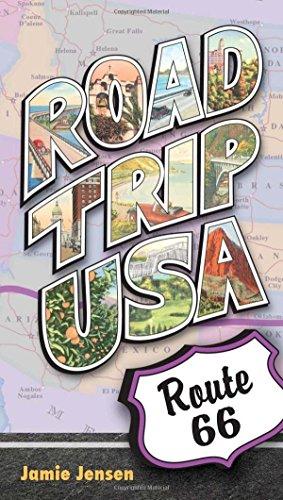 Road Trip USA: Cross-country Adventures on America's Two-lane Highways (Moon Road Trip USA: Cross-Country Adventures on America's Two-Lane Highways) by Jamie Jensen (31-Mar-2006) Paperback