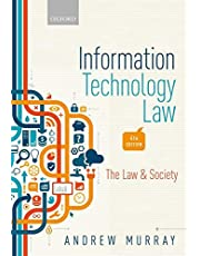 Information Technology Law: The Law and Society