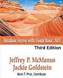 img - for Database Access with Visual Basic .NET (3rd Edition) book / textbook / text book