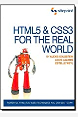 HTML5 & CSS3 For The Real World Paperback