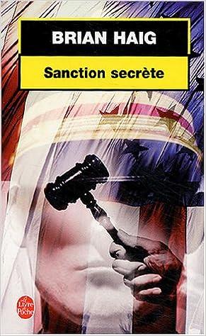 Book Sanction secrète