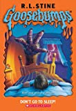 Don't Go to Sleep!, R. L. Stine, 0439774772