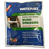 Water Jel Burn Dressing, Sterile 4'' X 16'' from Rescue Essentials