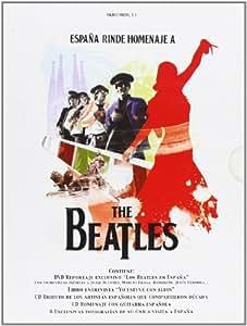 España Rinde Homenaje A The Beatles  Dvd+Cd