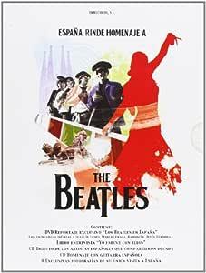 España Rinde Homenaje A The Beatles Dvd+Cd: Amazon.es: Vv.Aa ...