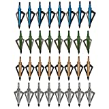 I-sport 12 Pack Crossbow Broadheads 125 grain 3 - Best Reviews Guide