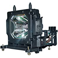 AuraBeam Professional Sony LMP-H201/P Projector Replacement Lamp with Housing (Powered by Philips)