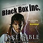 Black Box Inc.: Black Box Inc. Series, Book 1 | Jake Bible