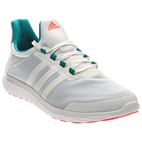 Adidas Originali Mens Cc Sonic M Scarpa Da Corsa Bianco / Bianco / Attrezzatura Verde