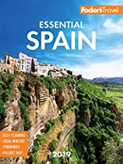 Written by locals, Fodor's Essential Spain 2019 is the perfect guidebook for those looking for insider tips to make the most out their visit to Madrid, Barcelona, and beyond. Complete with detailed maps and concise desc...