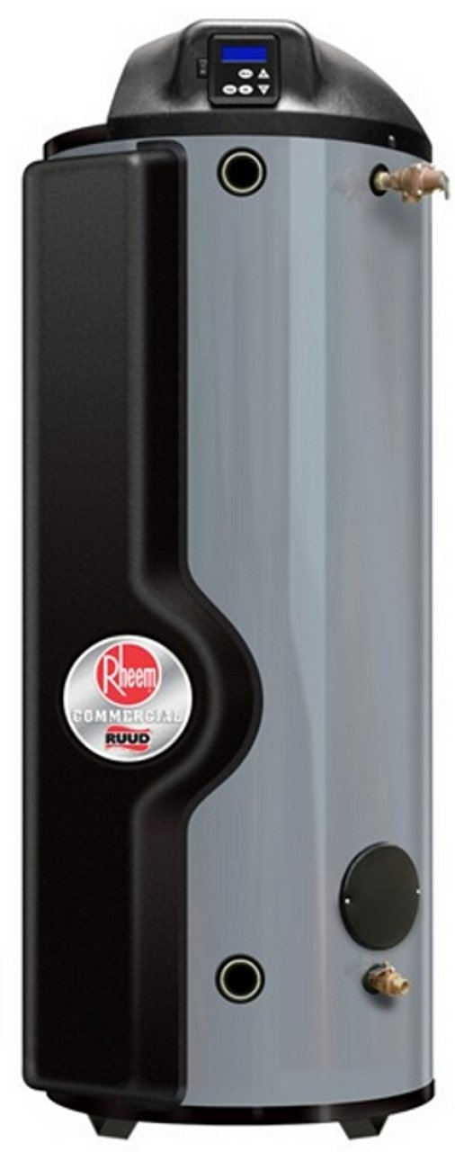 rheem ghe100200 natural gas universal commercial water heater 100 gallon amazoncom