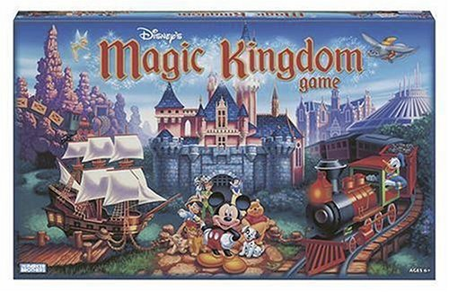 Disney Magic Kingdom Game - At Magic Kingdom Disney World