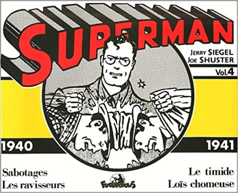 Livre gratuits Superman, volume 4 : 1940-1941 epub, pdf