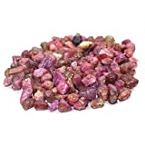 50.00 Ct. Unheated Natural Rough Ruby Gemstones Specimens Small Size