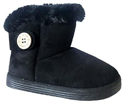 Amazon.com | New Girl's Kid's Toddler Cute Warm Winter Mid
