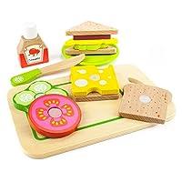 Wood Eats! Super Sandwich Set by Imagination Generation