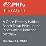 A Once-Dreamy Haitian Beach Town Picks up the Pieces After Hurricane Matthew | Amy Bracken