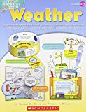 Easy Make & Learn Projects: Weather: Reproducible Mini-Books and 3-D Manipulatives That Teach About the Water Cycle, Climate, Hurricanes, Tornadoes, and More