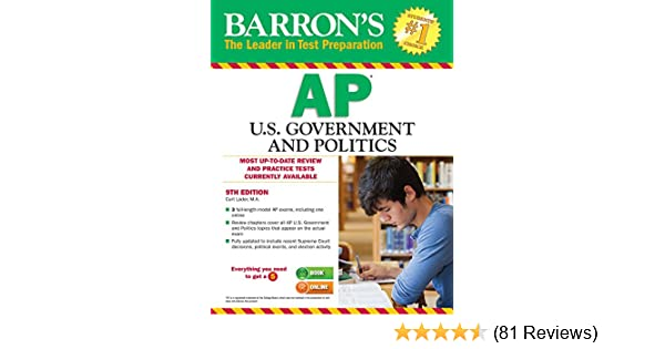 Amazon barrons ap us government and politics 9th edition amazon barrons ap us government and politics 9th edition ebook curt lader med kindle store fandeluxe Image collections