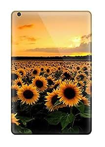 New Ipad Mini 3 Case Cover Casing(sunflower)