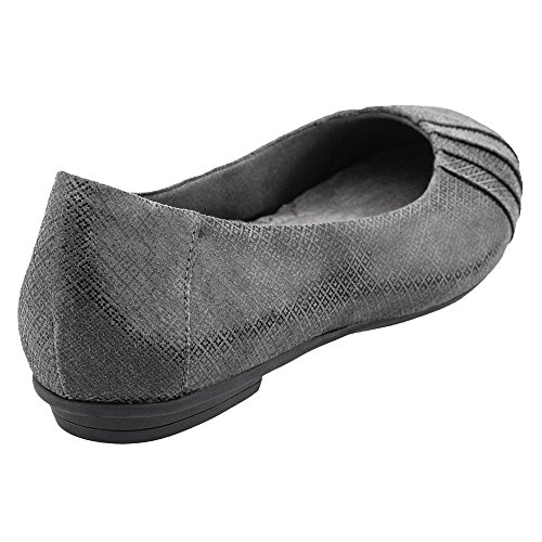 Bellwether Grey Flat Earth Dark Suede Print Women's 5n4HqxHv