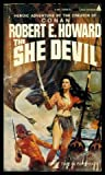 The She Devil, Robert E. Howard, 0441760996