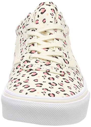 Vans Baskets Maddie Cheetah Enfant Sweet Multicolore Mixte gvgxqAw4r