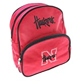 Nebraska Cornhuskers NCAA Kids Mini Backpack, Red - Black