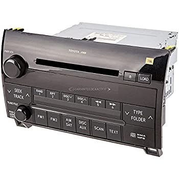 Amazon Com Oem Radio Stereo For Toyota Tundra 2007 2008