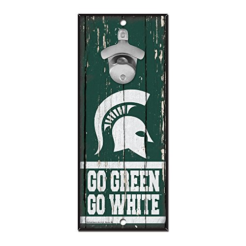 michigan state bottle opener - 8