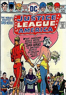 Justice League of America (1960 series) #121