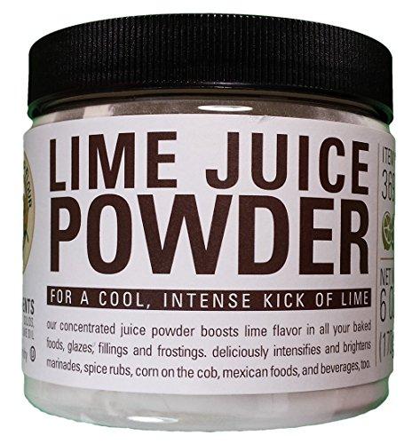 King Arthur Flour Lime Juice Fruit Powder - 6 Oz by King Arthur Flour
