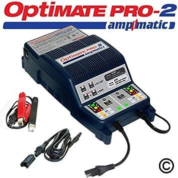 6 Ampmatic 12V 5A Optimate TM-180SAE TM180SAE