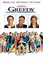 Filmcover Greedy - Erben will gelernt sein