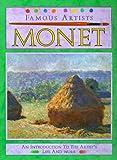 Monet (Famous Artists Series)
