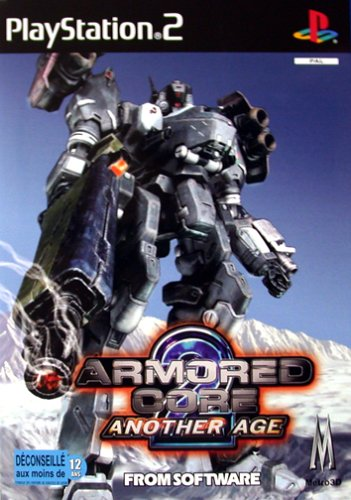 Third Party - Armored Core 2 : Another Age Occasion [ Playstation 2 ] - 5060048310023