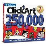 Clickart 250000 (Jewel Case)